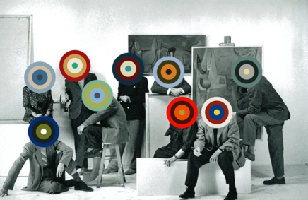 Douglas Coupland: Group Portrait in Circles