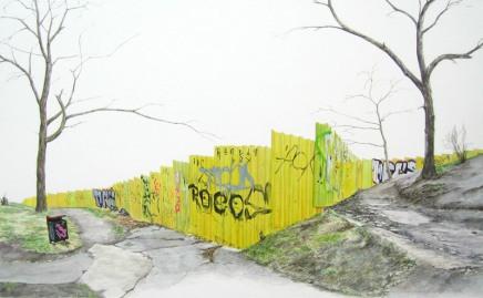 Tristram Lansdowne: Defaced &Derelict