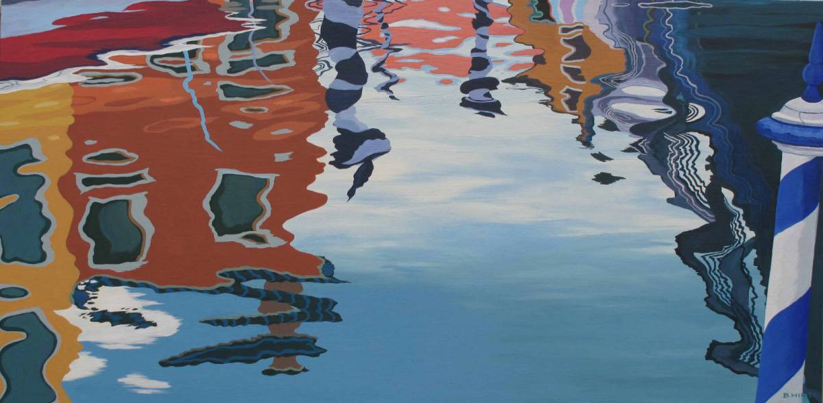Barbara Hirst: Absorbed by Water