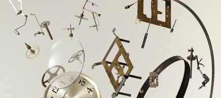 Todd McLellan: Disassembly in Motion