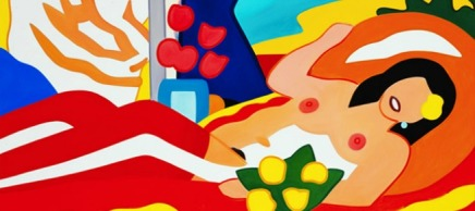 Tom Wesselmann: Beyond Pop Art