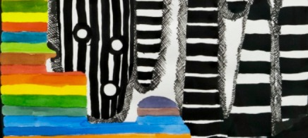 Zin Taylor: The Story of Stripes andDots