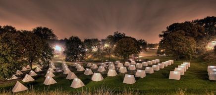 Luminato: The Encampment
