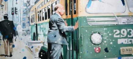 Painting the Movies: JohnAbrams