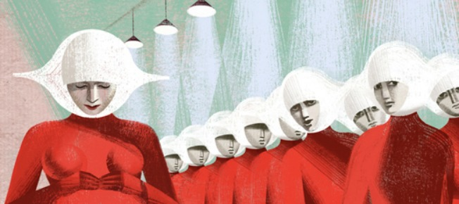 an analysis of the role of a handmaid in the republic of gilead in the novel the handmaids tale by m About the handmaids tale what inspired the  gilead the fictional republic of gilead represents an  the handmaid's tale - analysis of chapter 24 .