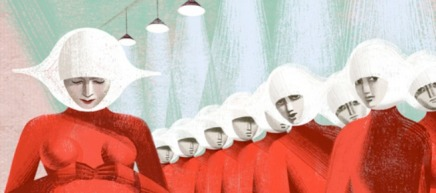 Illustration: A New Take on The Handmaid's Tale