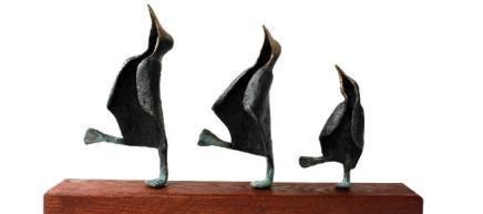 Marthy Nasato: Human Emotions in sculpturalform