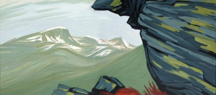 Taras Boychuk:  Close-up in the Mountains