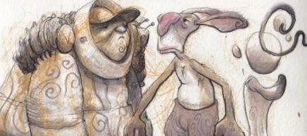 Uehara:  Creature Concepts
