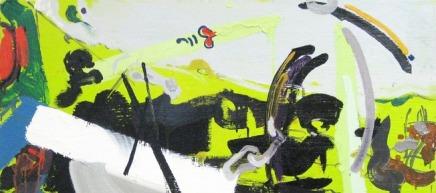 Rachel Vanderzwet's ExuberantBrushwork