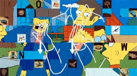 The Simpsons – Fractured Language