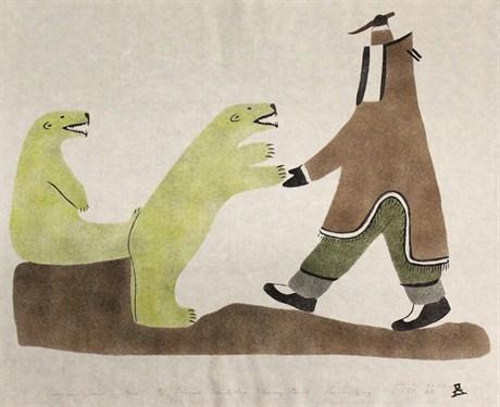 elisapee-laughing bears