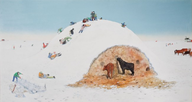Kurelek-KingoftheMountain