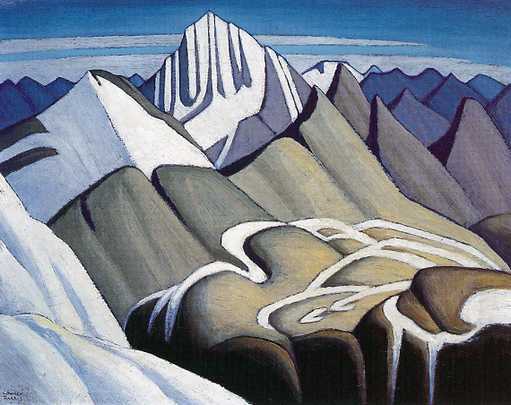 Mountain Sketch c.1924