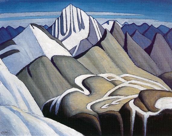 Mountain Sketch c.1924