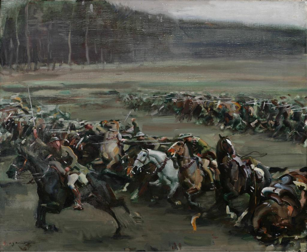 Alfred_Munnings_-_Charge_of_Flowerdew's_Squadron