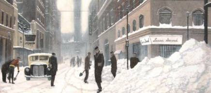 Dave Rheaume: Archival Winter