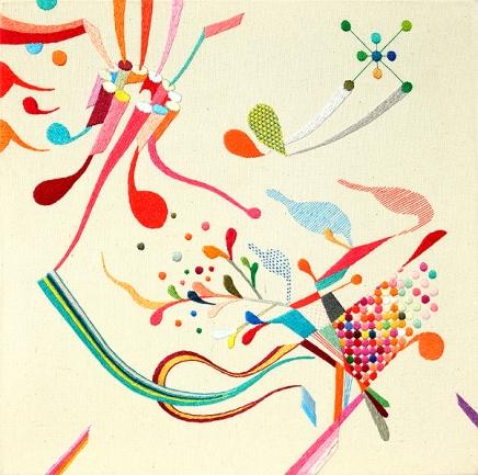 Takashi Iwasaki: Art ofEmbroidery
