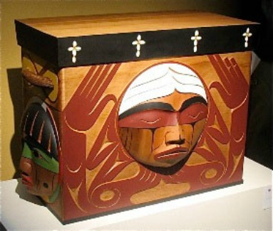 The ingenious bentwood box | Canadian Art Junkie