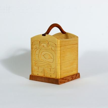 Cedar Drinking Bucket - Richard Sumner