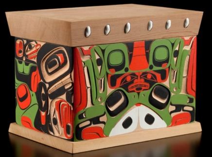 The ingenious bentwood box
