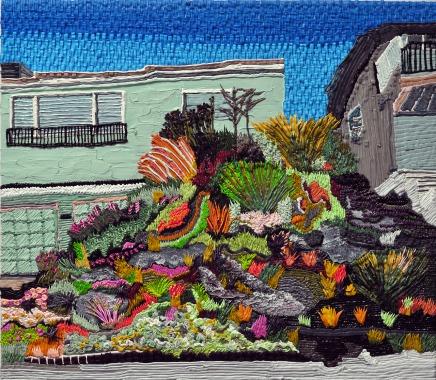 Caroline Larsen's wovengardens
