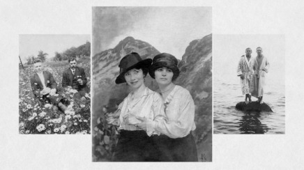 A century of same-sex couples