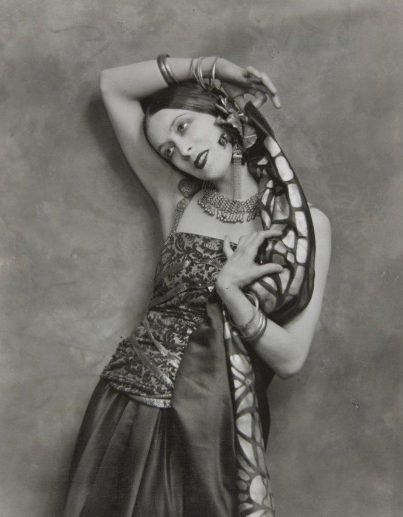 Martha Graham, 1924