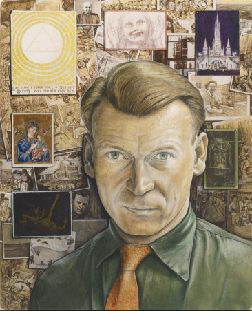 William Kurelek, 1957