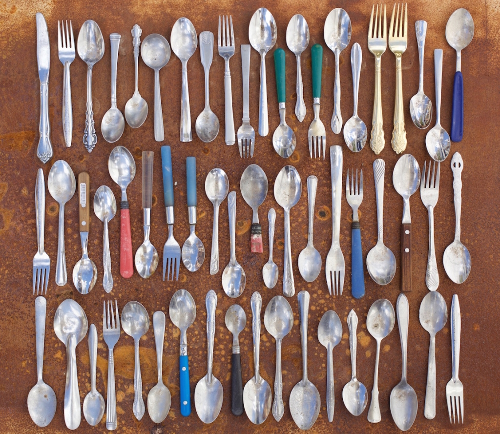 Americano-cutlery