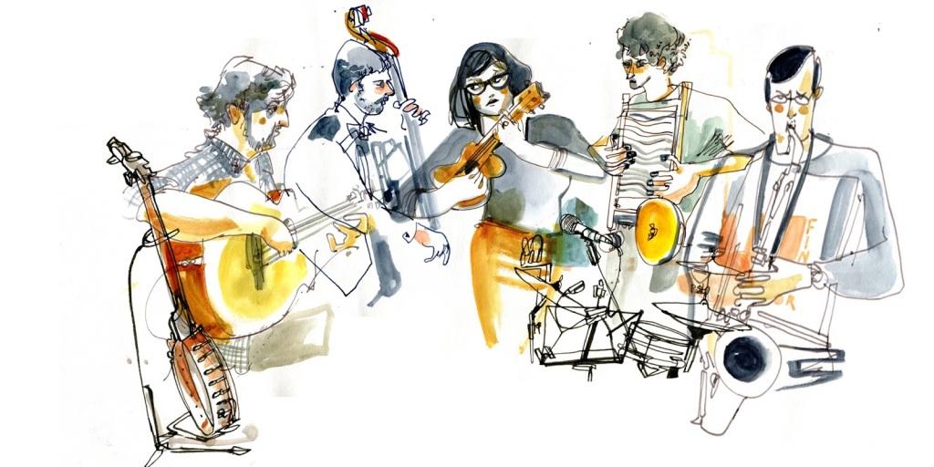 Dixie Music in Seville