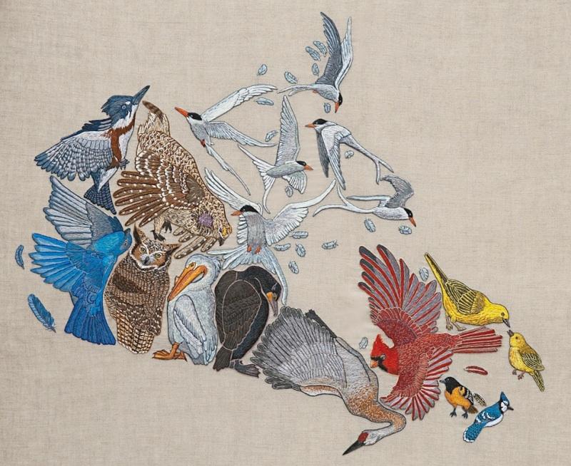 Dauphinee-Birds