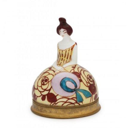 1920s Aladin Figural Porcelain