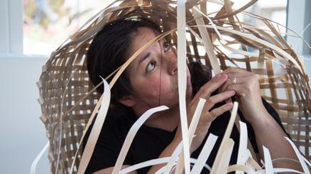 Ursula Johnson: CulturalCocoon