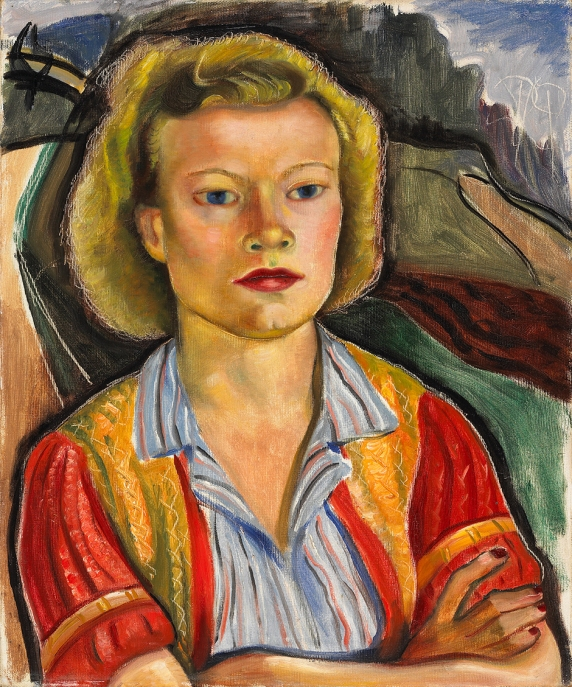 Farmer's Daughter, 1945