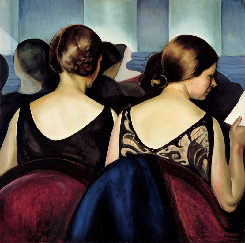 heward-at-the-theatre-1928