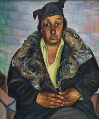 Italian Woman, c. 1930