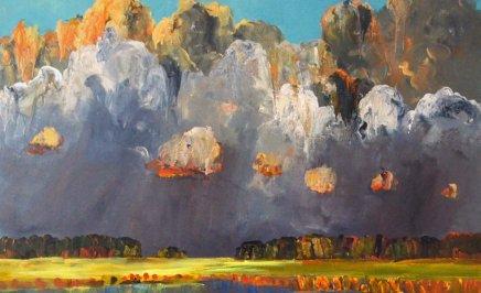 Gregory Hardy: PrairieSkies