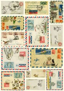mail-art-pinterest-vintage-envelopes