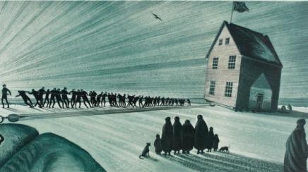 5/150: David Blackwood – Whales andTales
