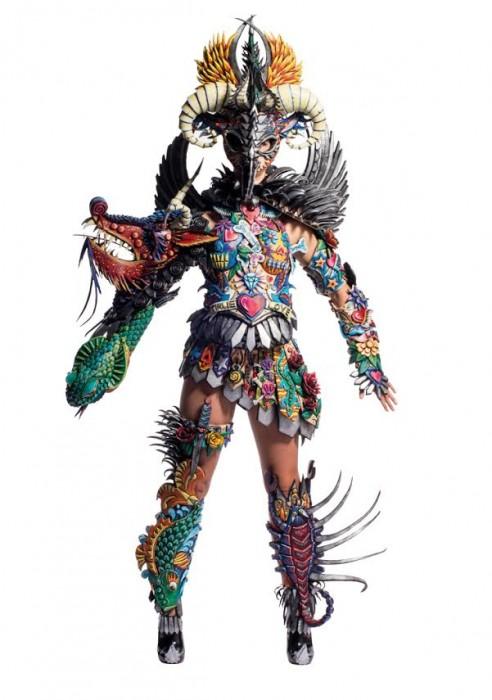 World Of Wearable Art Canadian Art Junkie