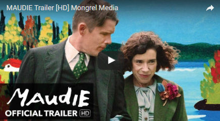 21/150: Maud Lewis, The Movie
