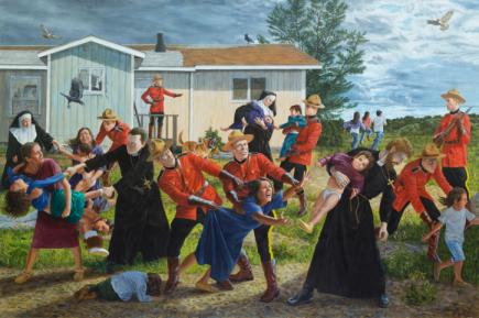 26/150: Kent Monkman – Shame &Prejudice