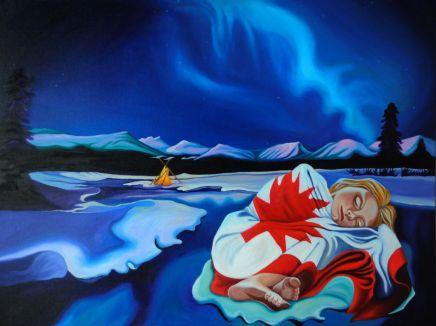 30/150: Brandy Saturley – CanadianSymbols