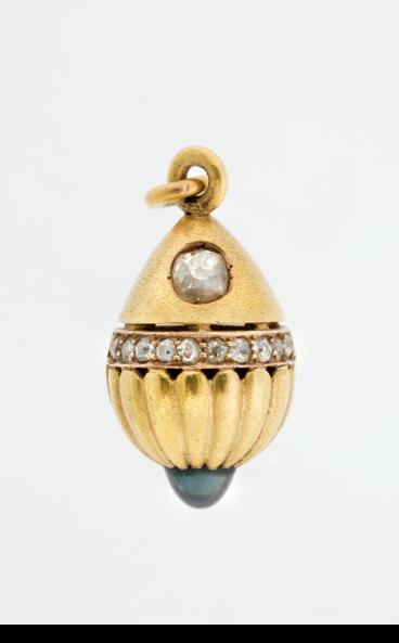 miniature easter egg pendant4